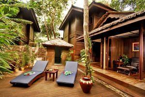 The Berjaya Redang Resort Hotel. Berjaya Hotels & Resorts said that in the future, Berjaya Air will explore opportunities to link Redang island to Singapore.