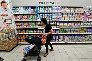 Between May and November 2017, the average prices for formula milk fell 4.8 per cent according to retail data from Nielsen.