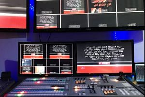 Raajje TV has stopped airing its regular broadcast over continued threats to the station and its staff.