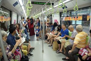 The number of daily weekday rides on the Downtown Line increased from 300,000 to 470,000 following the opening of the 16-station extension in October 2017, said LTA.