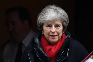 """British PM Theresa May and other senior ministers will be holding a series of six speeches that has been dubbed """"The Road to Brexit"""" in the coming weeks."""