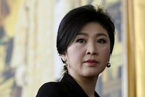 Yingluck Shinawatra was last year sentenced in absentia by Thailand's Supreme Court to five years in prison for negligence in handling a rice subsidy project that resulted in massive losses to state coffers.