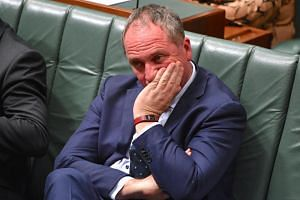 Australia's deputy prime minister Barnaby Joyce offered a full-throated defence for remaining in office despite an affair with a former staff member who is now pregnant, and with whom he lived rent-free in an apartment owned by a wealthy supporter, i
