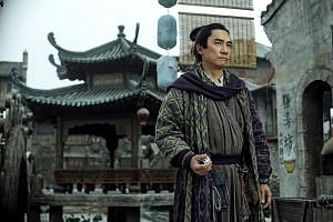 Tony Leung Chiu Wai stars in Monster Hunt 2, which opens in Singapore tomorrow.