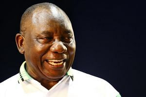 Cyril Ramaphosa won the ANC presidency on Dec 18, 2017, with 52 per cent of the vote.