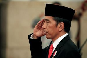 Indonesian President Joko Widodo appointed former TNI chief General Moeldoko as his chief of staff and former special forces commander General Agum Gumelar as an adviser last month.