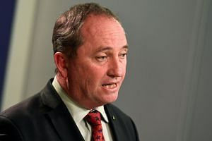 Australian Deputy Prime Minister Barnaby Joyce, under pressure over his extra-marital affair, will be taking leave next week.