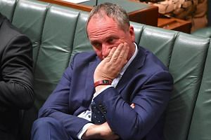 Two-thirds of voters Australian Deputy Prime Minister Barnaby Joyce should resign as Nationals leader.