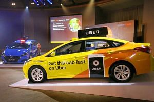 The Competition Commission of Singapore says it has not been able to decide conclusively whether the tie-up between ComfortDelGro and Uber's Lion City Rentals is anti-competitive.