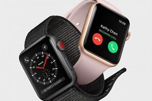 The Apple Watch Series 3 (GPS + Cellular) allows you to be away from your iPhone but still receive notifications, reply iMessages and answer calls.