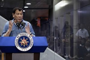 President Rodrigo Duterte had previously been infuriated by expressions of concern by former US President Barack Obama's administration about drug-war killings in the Philippines.
