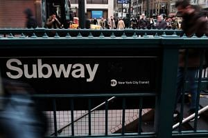 The Riders Alliance awards are aimed at shaming New York State Governor Andrew Cuomo and the state's Legislature into enacting a long-term plan to fund and fix the city's declining subway system.