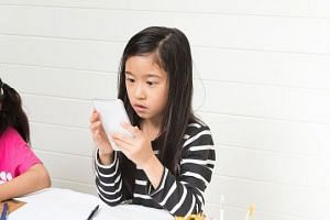 Addiction to video games, scam calls and over-indulging in social media are real dangers for a child who has a smartphone.