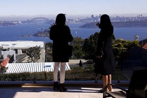 Australia has more than 1.2 million people of Chinese heritage, but there have been concerns that the community is being targeted by China to influence Australian political debate and university activities.