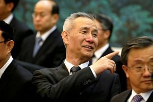 Liu He, Chinese President Xi Jinping's top economic adviser, will be in the United States from Feb 27 to March 3, 2018.