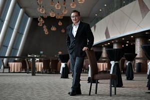 Mr Oon Jin Teik was named chief executive officer of the Singapore Sports Hub last month, after acting in that role since May last year. He has been involved in Singapore sports at all levels - as a national swimmer, CEO of the former Singapore Sport