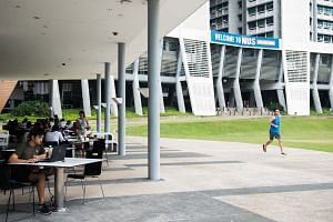 NUS is increasing the number of double majors to expand its graduates' career options as