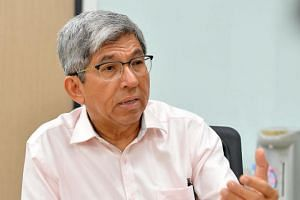 """Minister for Communications and Information Yaacob Ibrahim described the new framework as """"common infrastructure that will raise business productivity""""."""
