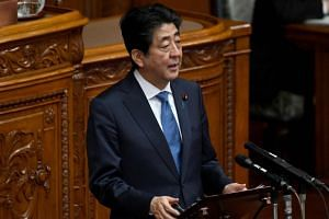 The complex scandal appears to have dented Japan Prime Minister Shinzo Abe's popularity as he attempts to win re-election as head of his ruling party in September.