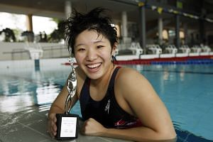 Swimmer Tao Li was the inaugural winner of the Straits Times Athlete of the Year when the annual award started in 2008.