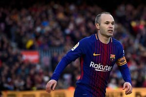 Barcelona captain Andres Iniesta has been linked with a summer move to the Chinese Super League.