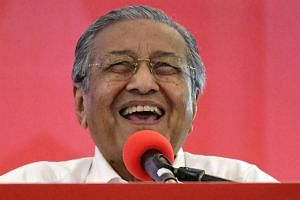 Malaysia's former premier Mahathir Mohamad is seen as the biggest threat to scandal-tainted Prime Minister Najib Razak.