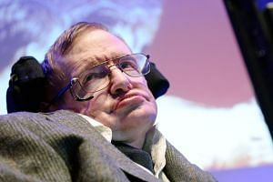 British physicist Stephen Hawking was one of the world's most well-regarded scientists.