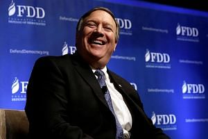 Mr Mike Pompeo, who will replace Mr Rex Tillerson as secretary of state, subject to Senate confirmation, is a former Tea Party congressman who served three terms in the state of Kansas. As CIA director, he has been meeting US President Donald Trump a