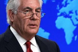 US secretary of state  Rex Tillerson had been an early advocate of talks with North Korea to the annoyance of US President Donald Trump, who wanted to keep applying maximum pressure on Pyongyang.