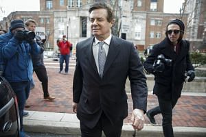 Paul Manafort is also facing separate indictments in a federal court in Alexandria, Virginia, charging him with bank fraud, filing false tax returns and failing to report foreign bank accounts to the US government.
