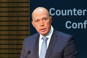 Australia's Home Affairs Minister Peter Dutton told an Asean-Australia special summit that the use of the