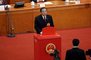 Although Supervision Minister Yang Xiaodu was appointed as head of the country's controversial new anti-corruption body, real power will remain with the ruling Communist Party.