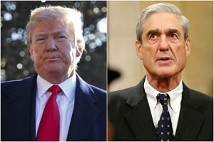 US President Trump was not considering or discussing firing Special Counsel Robert Mueller, said White House lawyer Ty Cobb.