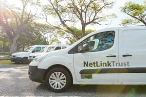 Fibre broadband network builder NetLink Trust said in a statement on the night of March 21, 2018 that the fibre cable cut was caused by a third party contractor.