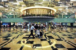 Changi Airport also topped the list for best leisure amenities.