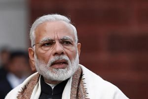 The measures are Indian Prime Minister Narendra Modi's latest attempt to reform a public health system that faces a shortage of hospitals and doctors.