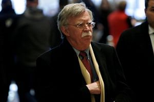 John Bolton has a track record of disdain not just for the foreign policy establishment but for the US diplomats of the State Department and for the rules-based international order.