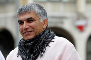 Bahraini human rights activist Nabeel Rajab, who has been a leading member of pro-democracy protests, has been in jail since 2015.