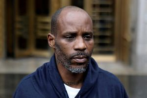 Before being sentenced, DMX, whose real name is Earl Simmons, said he was sorry for having failed to pay taxes.