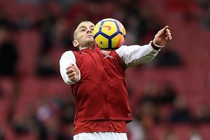 Jack Wilshere is training normally after missing two England international friendlies with a knee injury.