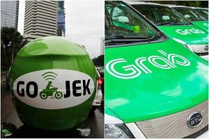 Go-Jek has has been reaching out to former Uber drivers in greater Jakarta after Grab announced it was acquiring Uber's business in South-east Asia.