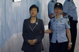 South Korea's former president Park Geun Hye has been in police custody for almost a year over a wide-ranging corruption scandal, which exposed shady links between big business and politics.