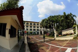 The affected girls were staying in Nanyang Girls' High boarding school.