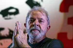 Former Brazilian president Luiz Inacio Lula da Silva is still Brazil's most popular politician, despite his conviction and six separate pending corruption trials.