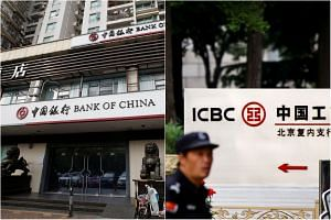 Bank of China and Industrial and Commercial Bank of China (ICBC) have been added to the list of banks offering PayNow.