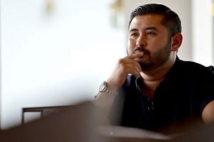 Johor's crown prince Tunku Ismail Sultan Ibrahim had earlier called on the people not to be easily fooled by a