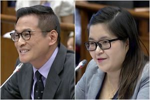 An application by historian Thum Ping Tjin and freelance journalist Kirsten Han to register a company has been rejected, with the Accounting and Corporate Regulatory Authority citing its registration as being