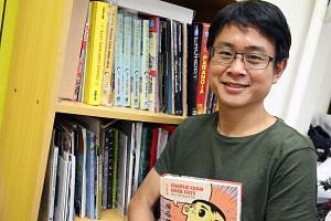 The Italian edition of Sonny Liew's The Art Of Charlie Chan Hock Chye was awarded the Premio Speciale della Giuria (Special Jury Prize) at Romics.