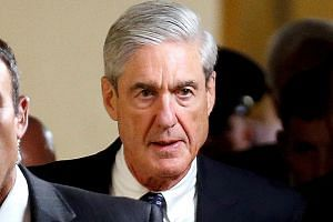 Mr Robert Mueller has been conducting an expanding investigation into Russia's interference in the 2016 US presidential election.