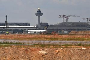 The development of Terminal 5 is the biggest expansion Changi Airport has undertaken since it opened in 1981.